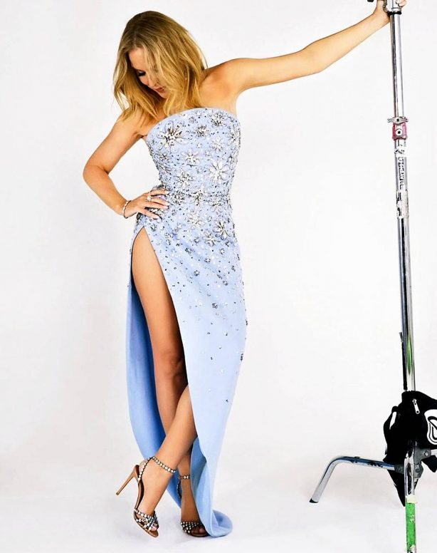 Kylie Minogue - Christmas TV Special Photoshoot 2020