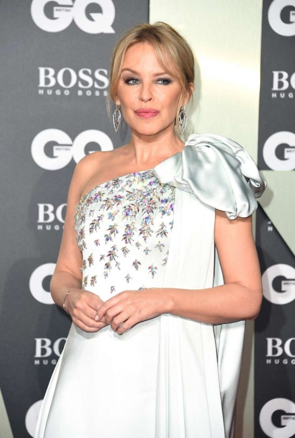 Kylie Minogue - GQ Men Of The Year Awards 2019 in London