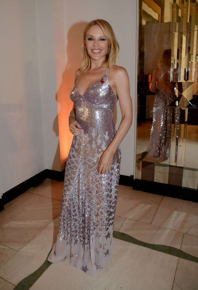 Kylie Minogue – Harper's Bazaar Women of the Year Awards 2018 in London