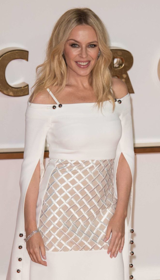 Kylie Minogue - Kingsman The Golden Circle Photocall in London