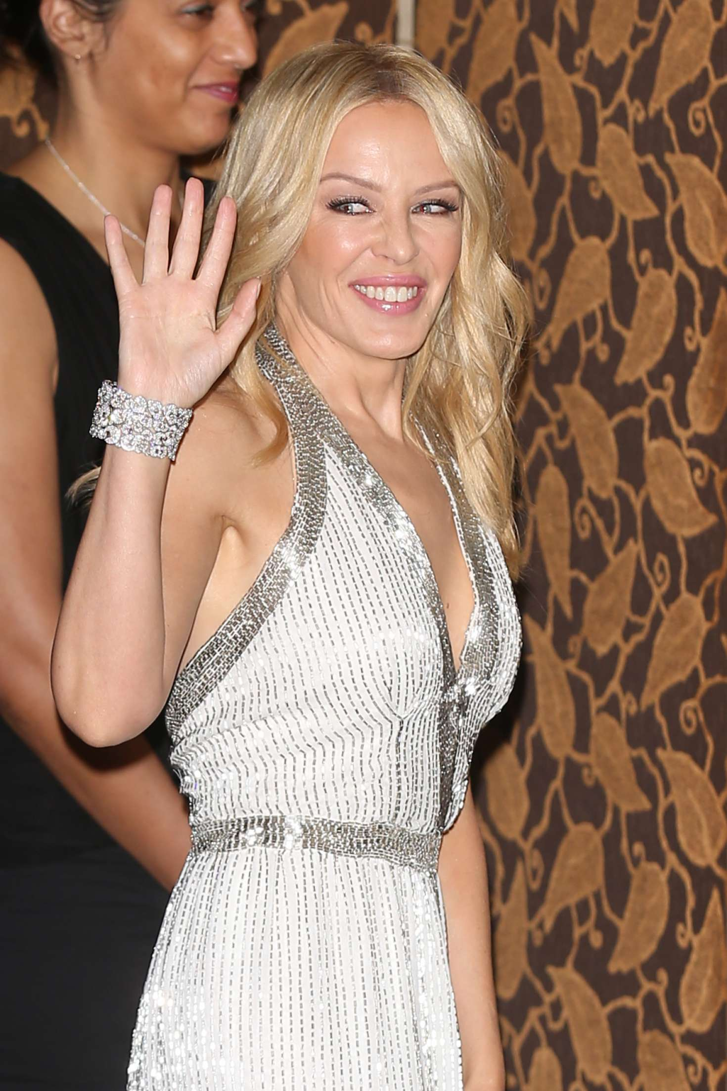 Kylie Minogue - 'Kylie On Stage' Launch in Melbourne