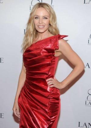 Kylie Minogue - Lancome Celebrates 80 Years of Beauty Photocall in Paris