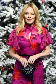 Kylie Minogue - 'Last Christmas' Premiere in London