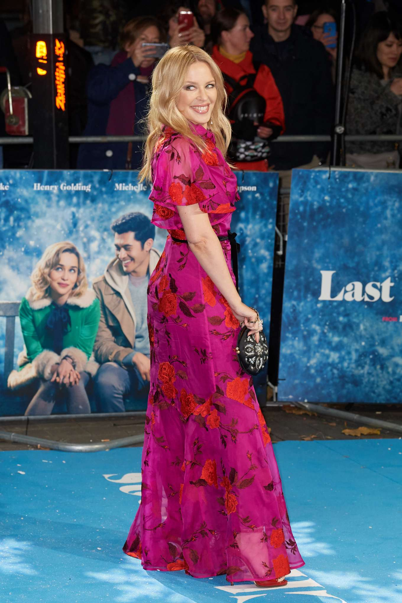 Kylie Minogue 2019 : Kylie Minogue – Last Christmas Premiere in London-13
