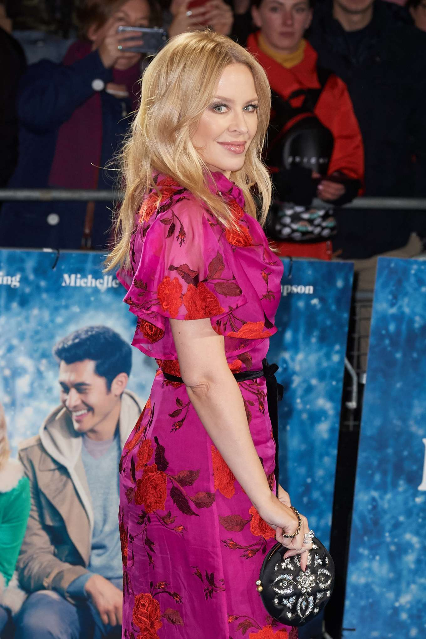Kylie Minogue 2019 : Kylie Minogue – Last Christmas Premiere in London-14