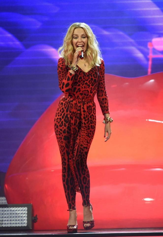 Kylie Minogue Live Concert Liverpool 10 Demi Lovato Father
