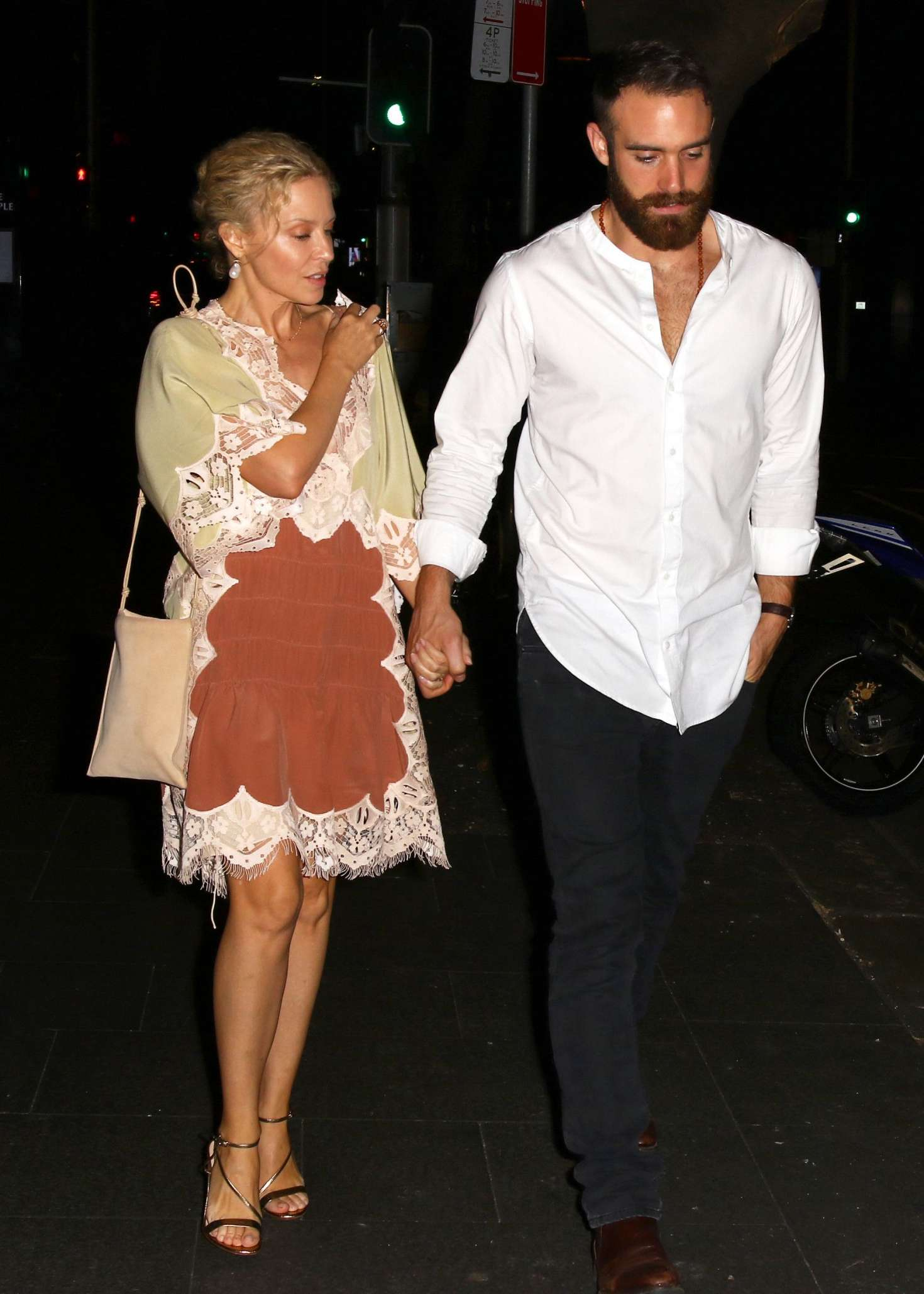 Kylie Minogue Nightout in London