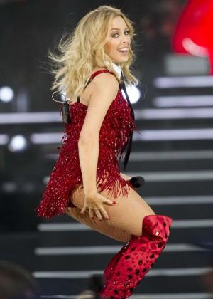 Kylie Minogue: British Summer Time Festival 2015 -04