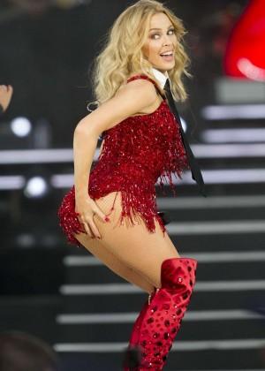 Kylie Minogue: British Summer Time Festival 2015 -14