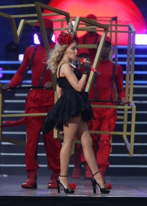 Kylie Minogue: British Summer Time Festival 2015 -15