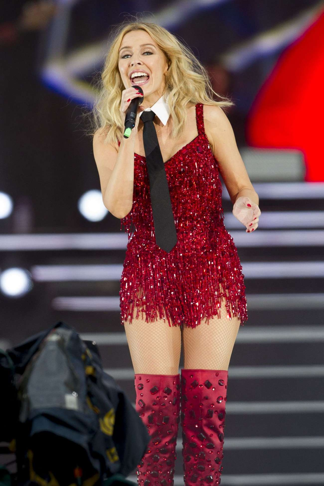 Kylie Minogue: British Summer Time Festival 2015 -22