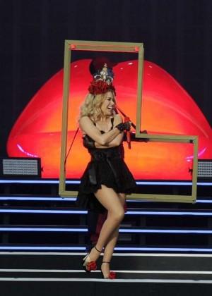 Kylie Minogue: British Summer Time Festival 2015 -26