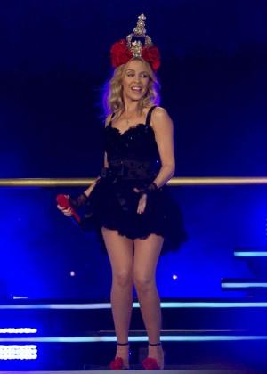 Kylie Minogue: British Summer Time Festival 2015 -34