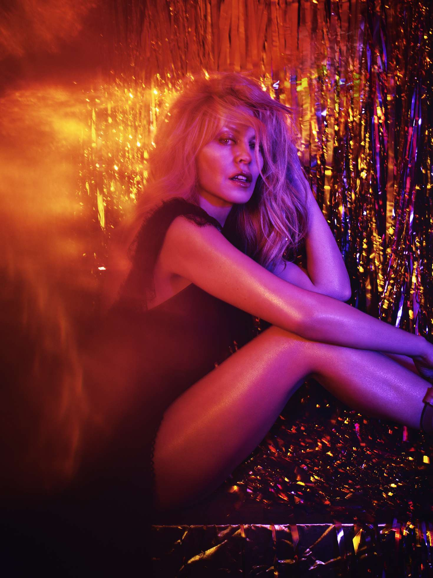 Kylie Minogue Promotion For Her New Cd Golden 2018