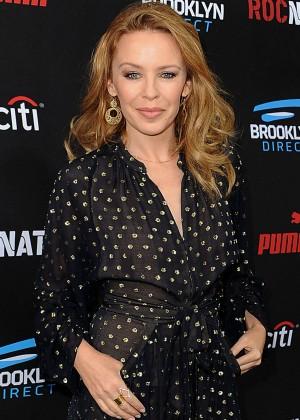Kylie Minogue - Roc Nation Grammy Brunch 2015 in Beverly Hills