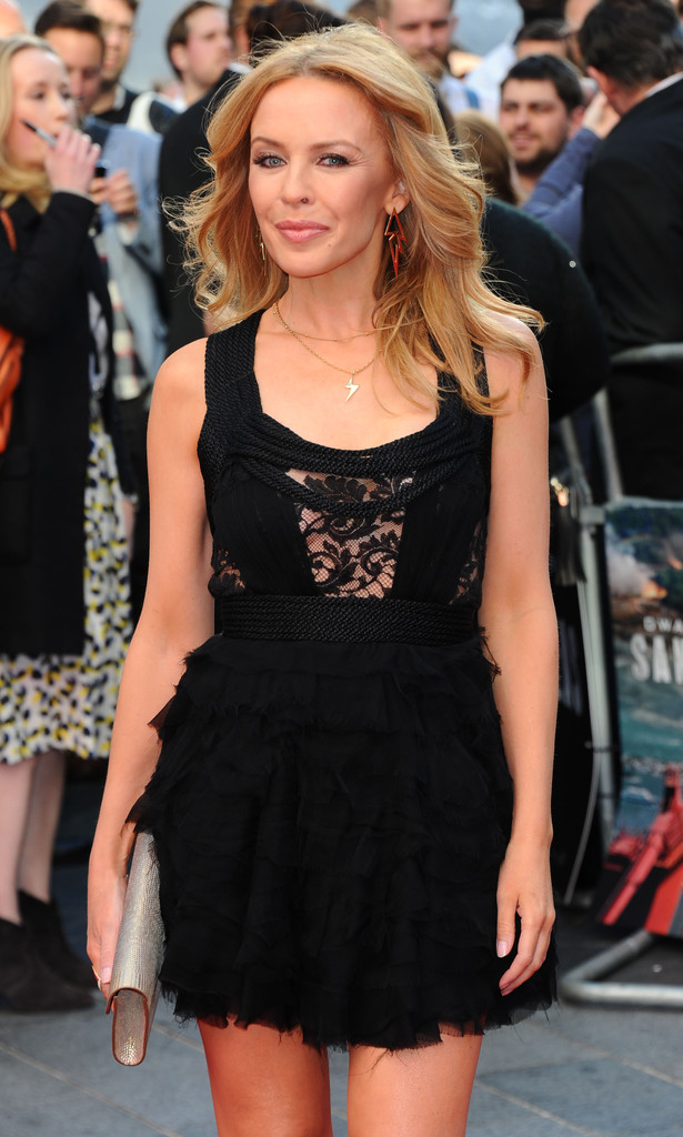Kylie Minogue - 'San Andreas' Premiere in London