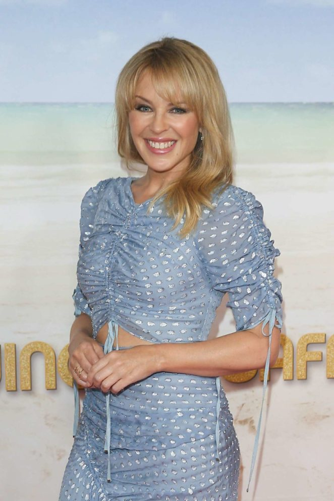 Kylie Minogue - 'Swinging Safari' Premiere in Melbourne
