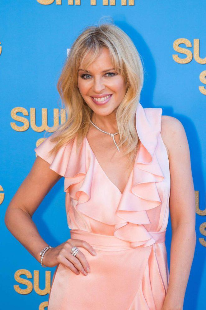 Kylie Minogue - 'Swinging Safari' Premiere in Sydney