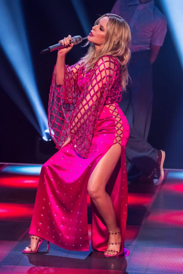 Kylie Minogue - The Jonathan Ross Show
