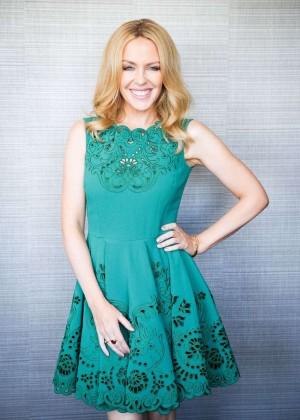 Kylie Minogue - Toby Zenia Photoshoot 2015