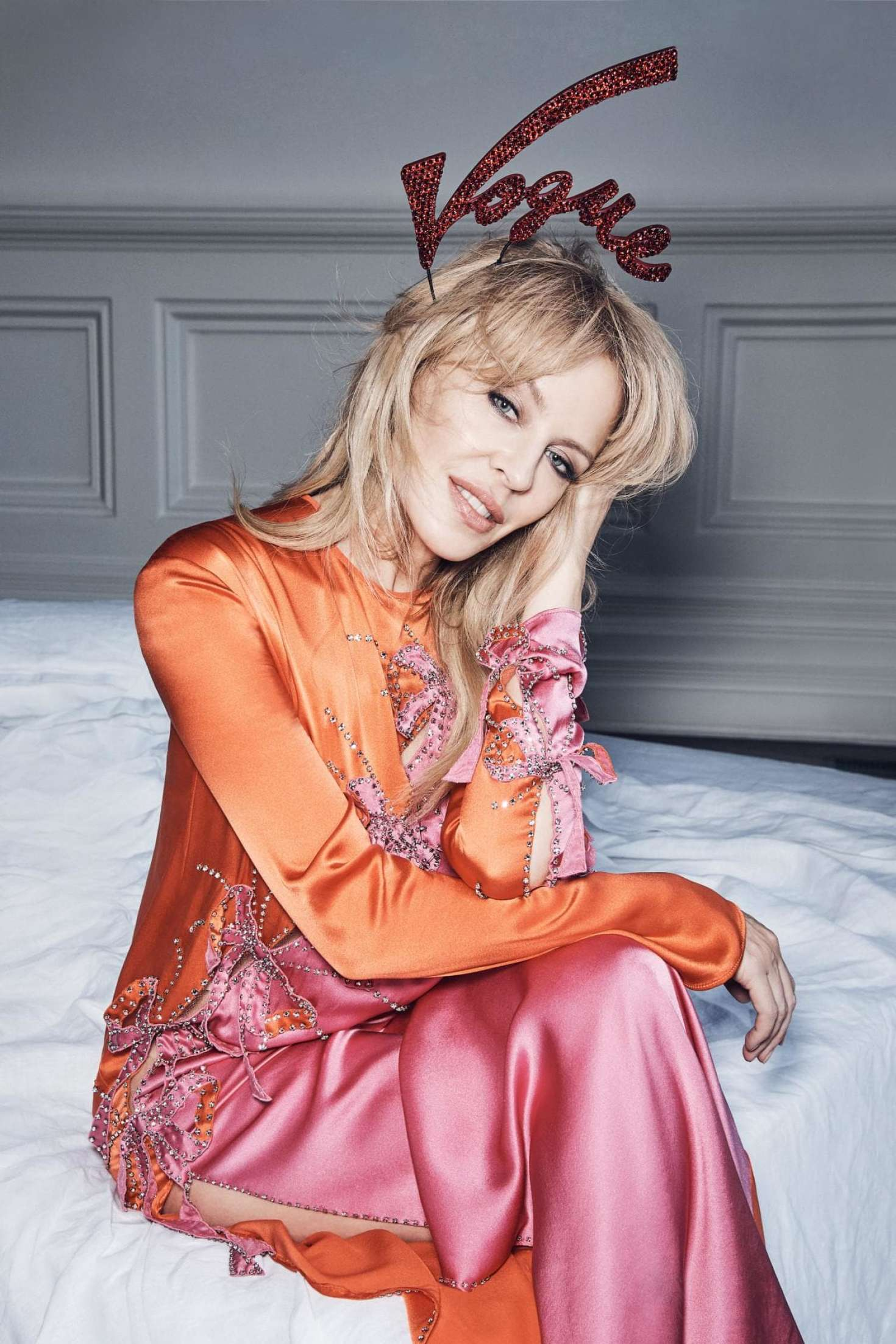 Kylie Minogue Vogue Australia Magazine May 2018 Gotceleb
