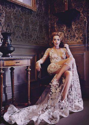 Kylie Minogue - Vogue Australia Magazine (November 2016)