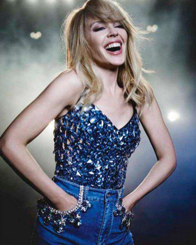 Kylie Minogue - Vogue Spain Magazine (July 2018)