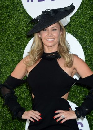 Kym Johnson - 2016 Breeders Cup in Arcadia