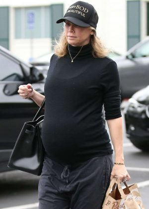 Kym Johnson - Shopping at Bristol Farms in Beverly Hills
