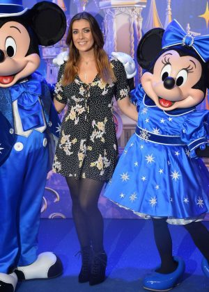 Kym Marsh - Disneyland 25th Anniversary Celebration in Paris