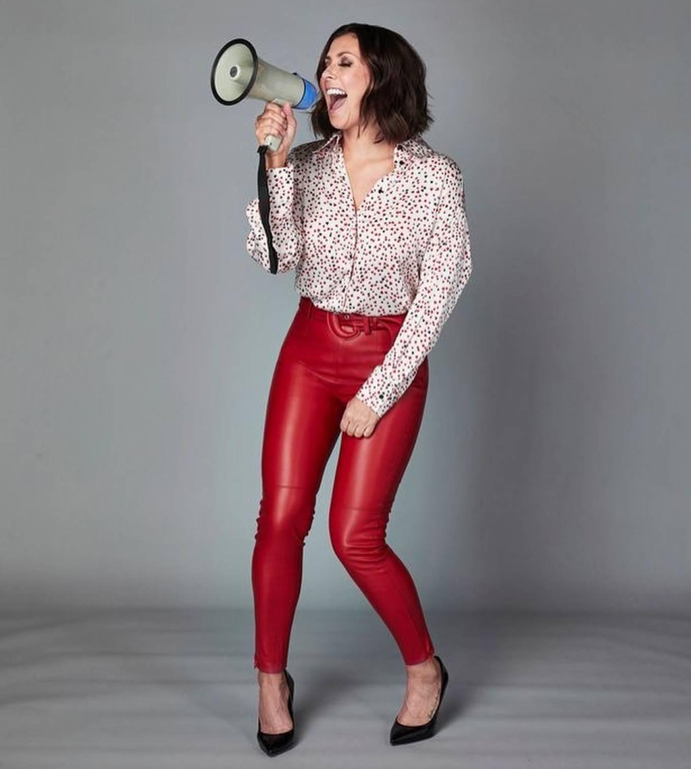 Kym Marsh - Lorna Roach Photoshoot (November 2020)