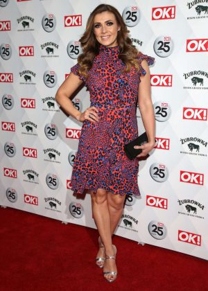 Kym Marsh -  OK! Magazine's 25th Anniversary Party in London