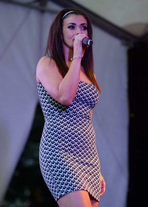 Kym Marsh - Performs at Manchester Pride's Big Weekend
