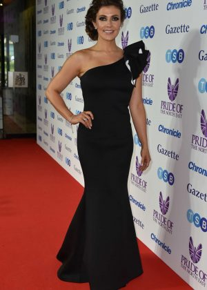 Kym Marsh - Pride Of North East Awards 2017 in Newcastle
