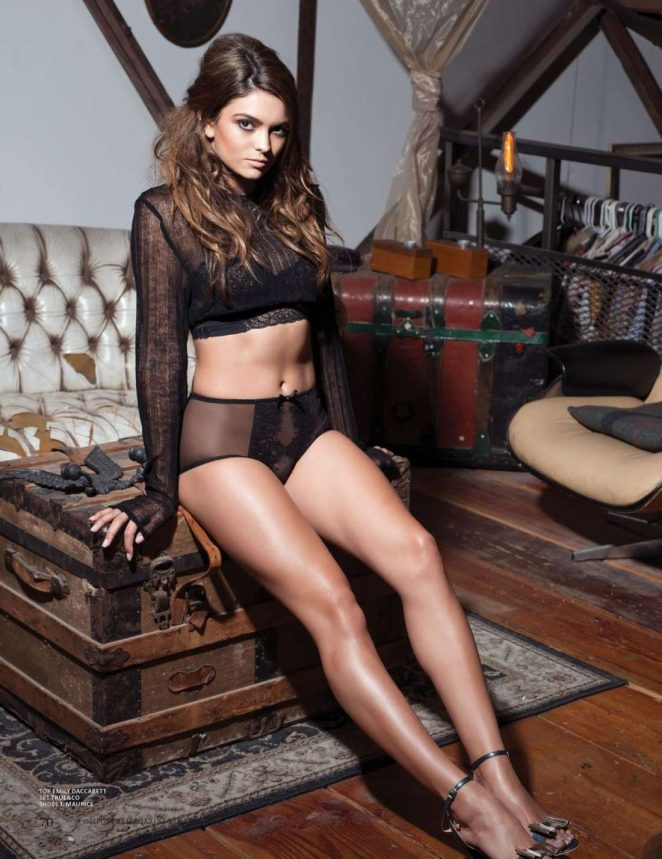Kyra Santoro – Composure Magazine (September 2016)