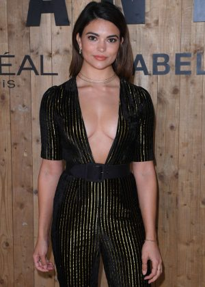 Kyra Santoro - Isabel Marant x L'Oreal Launch Party in Paris