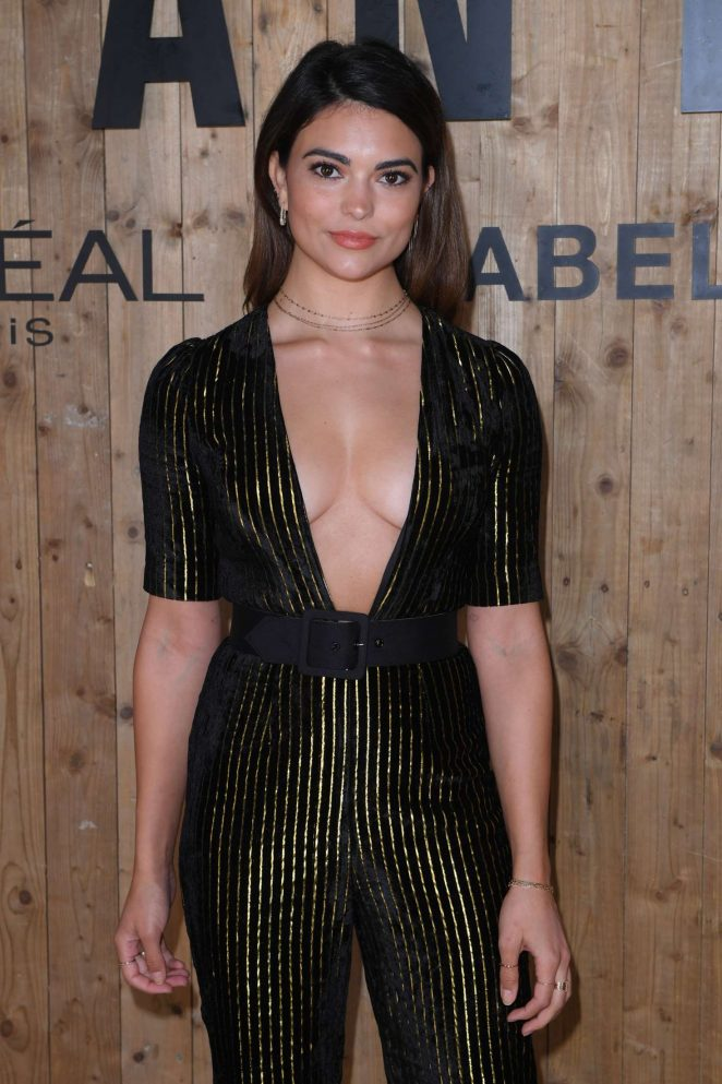 Kyra Santoro - Isabel Marant x L'Oreal Launch Party in Paris