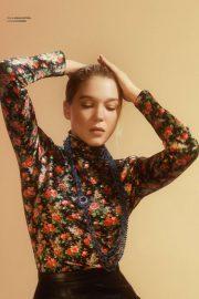 Léa Seydoux - Vanity Fair France September 2019