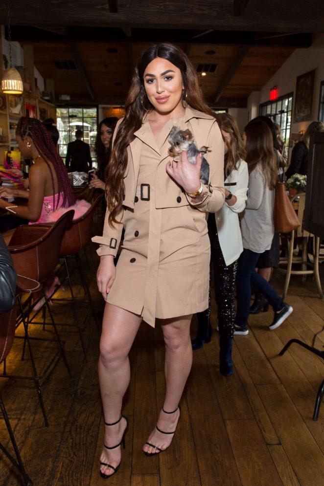 La Demi Lavigne - ShoeDazzle X Keke Palmer: Kicking It With Keke - Ladies Who Lunch in LA