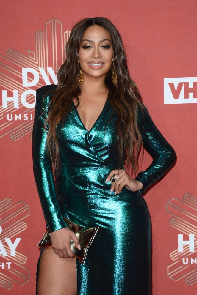 La La Anthony - 2016 VH1's Divas Holiday: Unsilent Night in NY