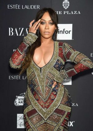 La La Anthony - 2018 Harper's Bazaar ICONS Party in New York