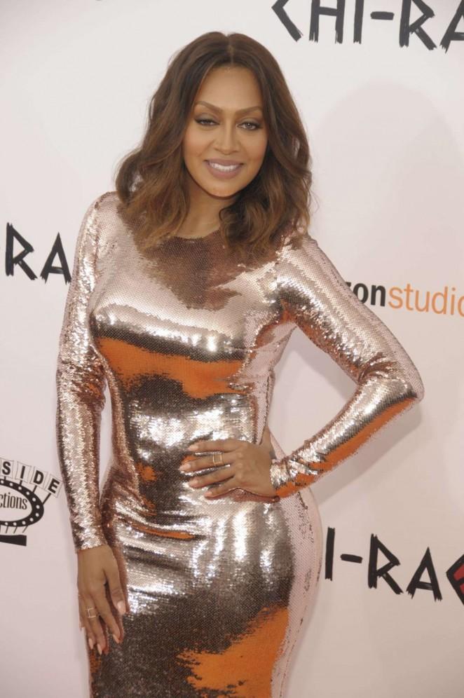 La La Anthony - 'Chi-Raq' Premiere in New York