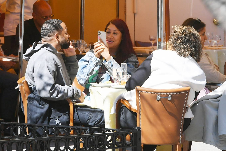 La La Anthony 2021 : La La Anthony – Lunch at Cipriani in New York-05