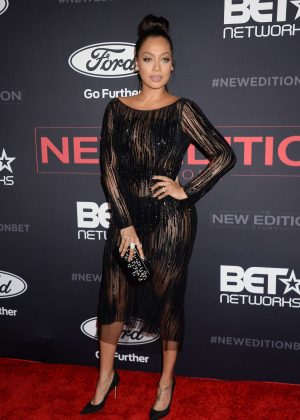 La La Anthony - 'The New Edition Story' Premiere in Los Angeles