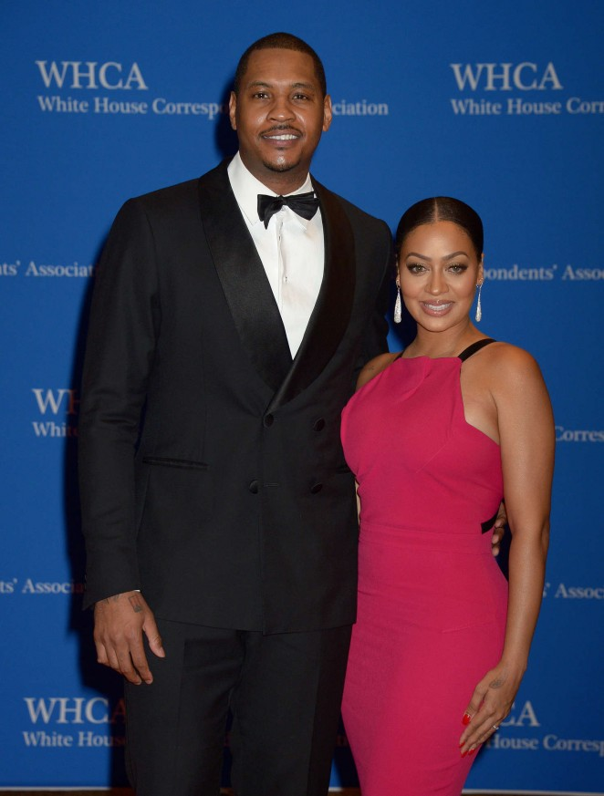 La La Anthony: White House Correspondents Dinner -03