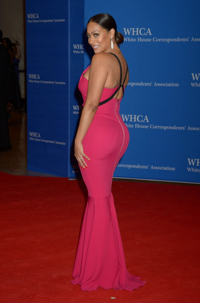 La La Anthony - White House Correspondents Dinner in Washington