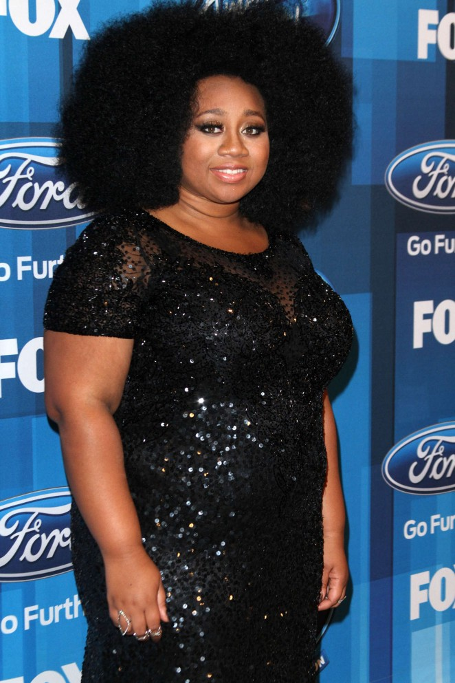 La'Porsha Renae - American Idol Finale 2016 in Los Angeles