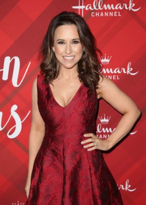 Lacey Chabert - 'Christmas at Holly Lodge' Screening in LA