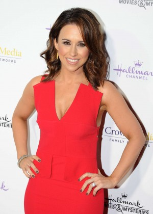 Lacey Chabert - Hallmark Channel TCA Press Tour in Pasadena