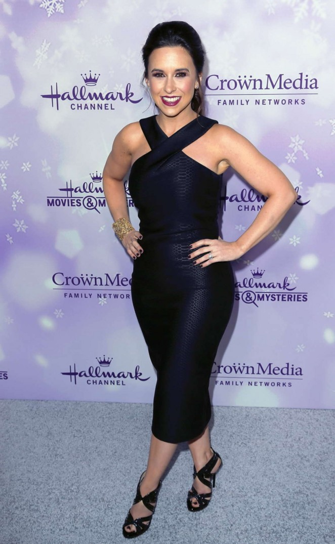 Lacey Chabert - Hallmark Channel #Winterfest Party at the 2016 Winter TCA Tour in California